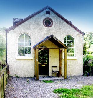 Birtley Primitive Methodist Chapel with Graveyard | Vivienne Simkins
