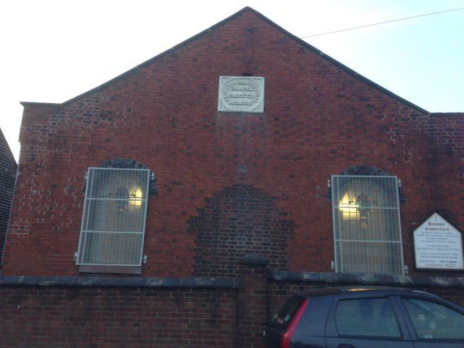Packmoor Primitive Methodist Chapel