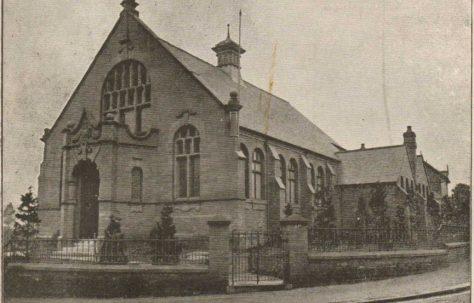 Tan Bank Primitive Methodist Chapel, Wellington, Shropshire