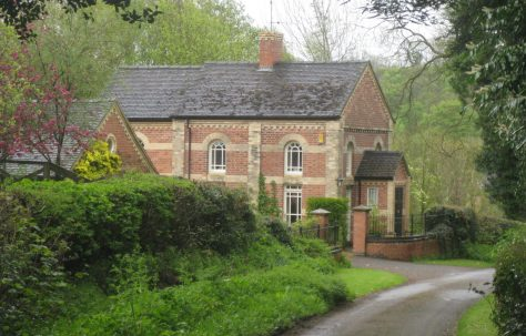Ireton Wood Primitive Methodist Chapel Derbyshire