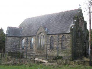 Irwell Vale Primitive Methodist Chapel