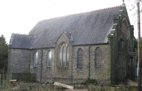 Irwell Vale Primitive Methodist Chapel