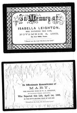 Leighton, William Brogg (1810-1884)