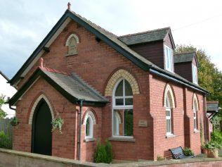 Ivington Primitive Methodist Chapel 2013 | R Beck