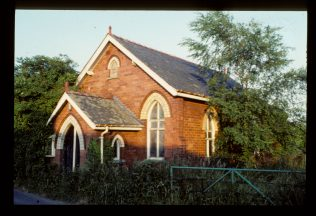 Chapel photographed in 1990 | David Hill