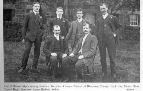 Descendants of Hugh Bourne