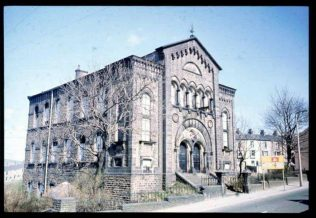 Chapel photographed in the early 1960's | Supplied by Peter Taylor