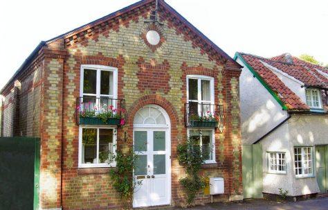 Linton, Amy Hall, Cambridgeshire