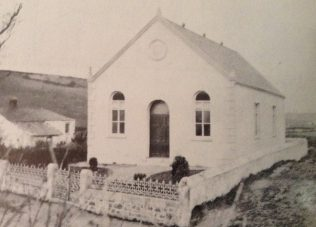 Chapel pictured on an old postcard | Picture supplied by David Cracknell