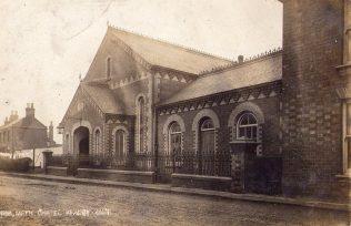 Keadby Primitive Methodist Chapel.