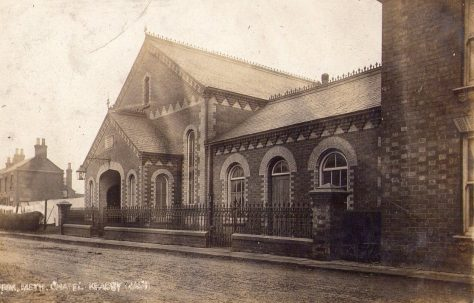 Keadby Primitive Methodist Chapel, Lincolnshire