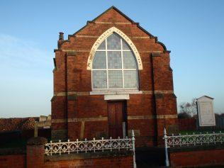 Beltoft Methodist Chapel | Rev. David Leese