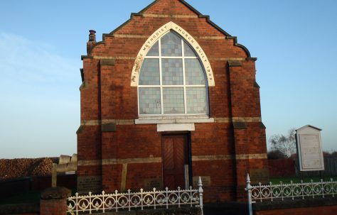 Beltoft Primitive Methodist Chapel, Lincolnshire