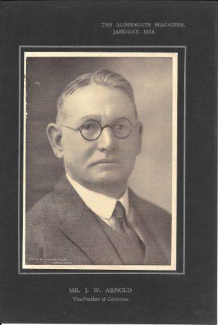 Primitive Methodist Magazine 1928 | with thanks to Marjorie Morgan