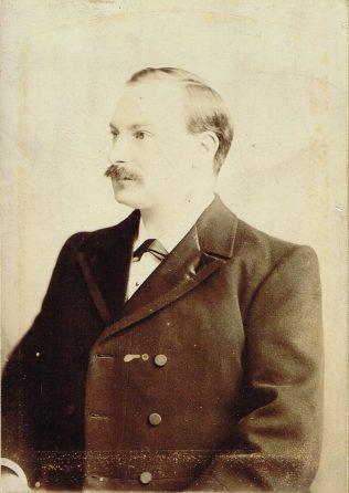 Rev J H Hirst, 2 Millbank Terrace, Bishopthorpe Road, York, in 1904 | Englesea Brook Museum 10.04