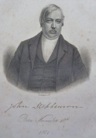 Stephenson, John (1801-1873)