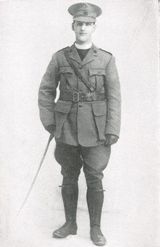 Joseph Firth OBE (1885-1973)