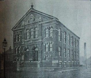 Zion Primitive Methodist chapel, Hunslet | Handbook of the Primitive Methodist Conference 1898; Englesea Brook Museum