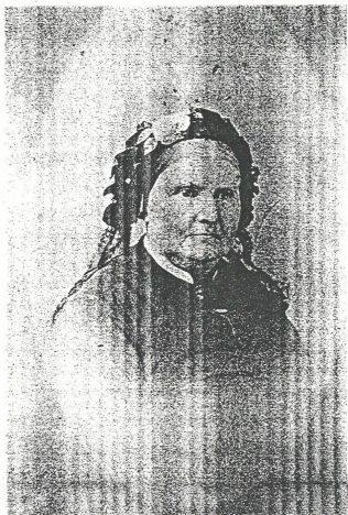Jane Cronkshaw, nee Holt