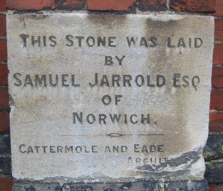 Ipswich; Clarkson Street