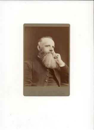 Rev John Nicholls