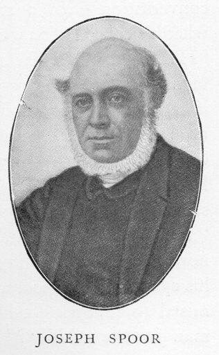 Spoor, Joseph (1813-1869) | Barber p93