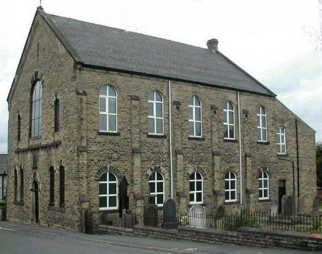 Jubilee Methodist Church (ex-PM) Marple Bridge, Cheshire | Geoff Heath