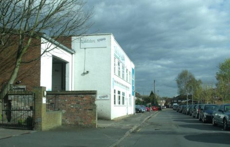 Houghton Regis Primitive Methodist Chapel