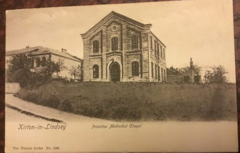 Kirton in Lindsey Primitive Methodist Chapel, Lincolnshire