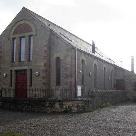 Kaber Primitive Methodist Chapel   E & R Pearce October 2016