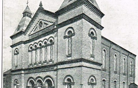 Derby Kedleston Street Primitive Methodist Church