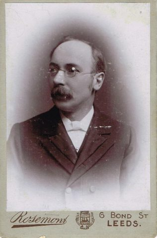 W M Kelley, Leeds, 1904 | Englesea Brook Museum 10.04