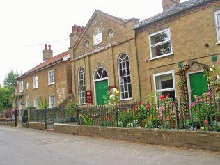 Primitive Methodist Chapel Kelsale, Suffolk. | Anne Gentleman