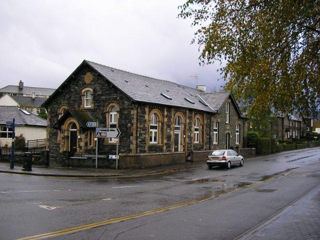 Keswick, PM Chapel, New Street,  09.11.2013 | G W Oxley