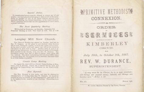 Kimberley Circuit 1887 Q3