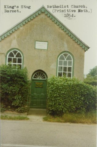 Kings Stag Primitive Methodist chapel | Englesea Brook Museum picture and postcard collection