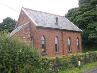 Kingswood Primitive Methodist Chapel Cheshire