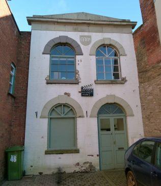 Kington 1858 Primitive Methodist Chapel 2013 | R Beck