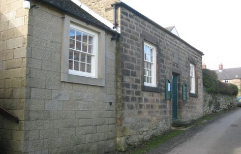 Kirk Ireton Primitive Methodist Chapel Derbyshire