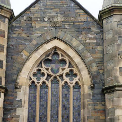 Kirkby Stephen Primitive Methodist Chapel, Westmorland   Peter Barber 21.04.12