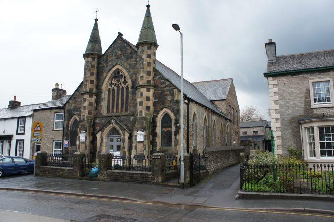 Kirkby Stephen Primitive Methodist Chapel, Westmorland | Peter Barber 21.04.12