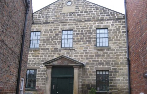 Knaresborough Primitive Methodist Chapel Yorkshire