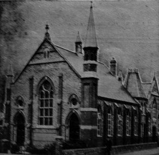 Knights Hill Primitive Methodist chapel | Handbook of the Primitive Methodist Conference 1908; Englesea Brook Museum
