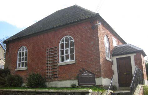 Kniveton Primitive Methodist Chapel near Ashbourne Derbyshire.