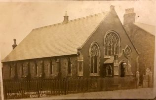 Knot End on Sea Primitive Methodist Chapel, Lancashire | Steve Wild