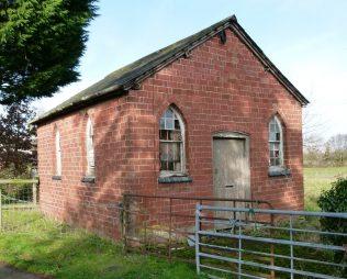 Kynaston Primitive Methodist Chapel 2014 | R Beck
