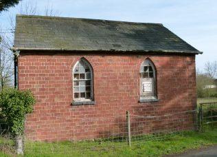 Kynaston PM Chapel | R Beck