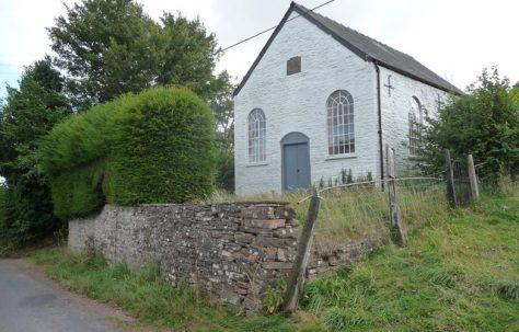 Llanrosser Primitive Methodist Chapel, Herefordshire