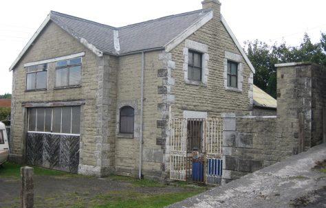 Ladmanlow Primitive Methodist Chapel Buxton Derbyshire