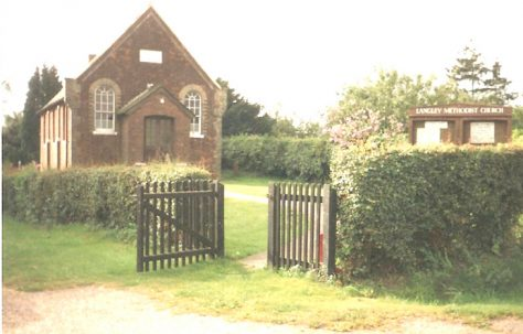 Langley Primitive Methodist chapel (i)